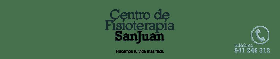 CENTRO SAN JUAN - FISIOTERAPIA RESPIRATORIA LOGROÑO