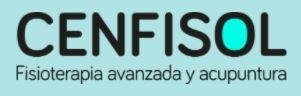 Cenfisol - Fisioterapia deportiva Valladolid