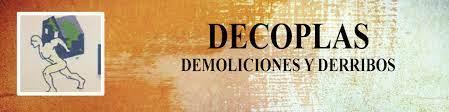 Derribos Decoplas - Reformas Oviedo