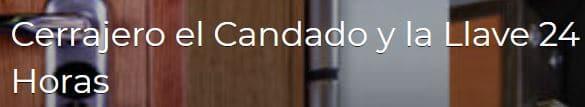 Cerrajero el Candado y la llave 24 horas - Cerrajeros en Huelva