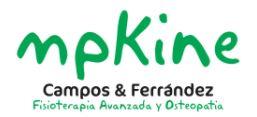 Clínica mpKine - Osteopatía Alicante