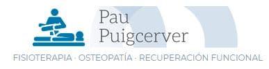 Pau Puigcerver - Osteopatía Valencia