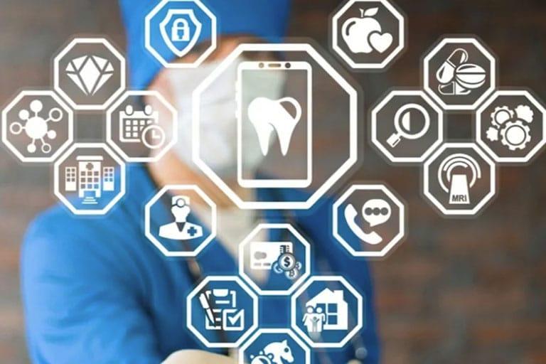 redes sociales para dentistas