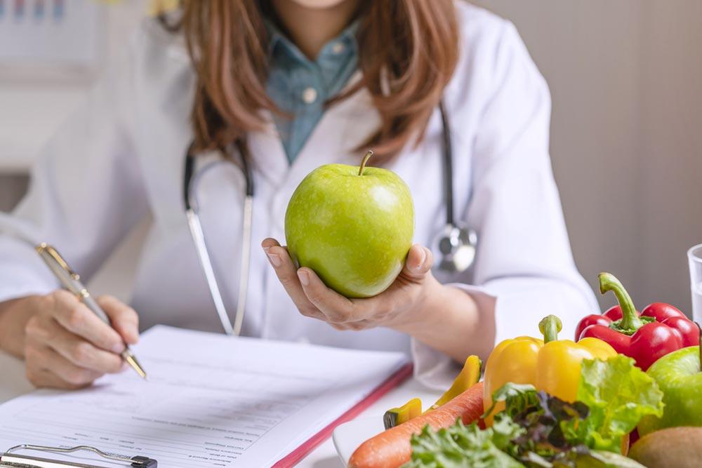diseño web para nutricionistas