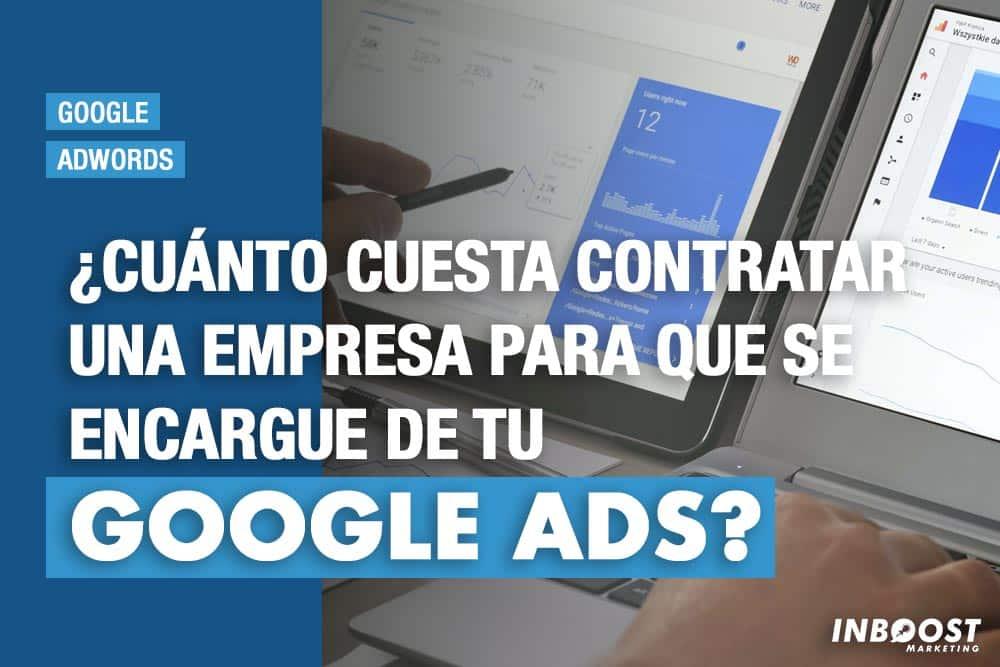 contratar empresa para anuncios google