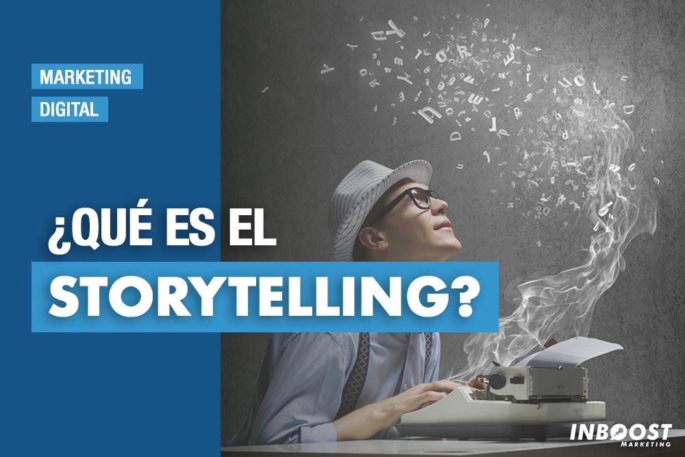 que es storytelling