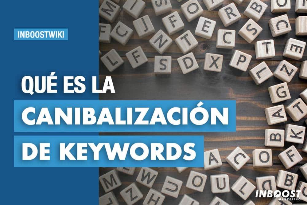 Canibalización de Keywords