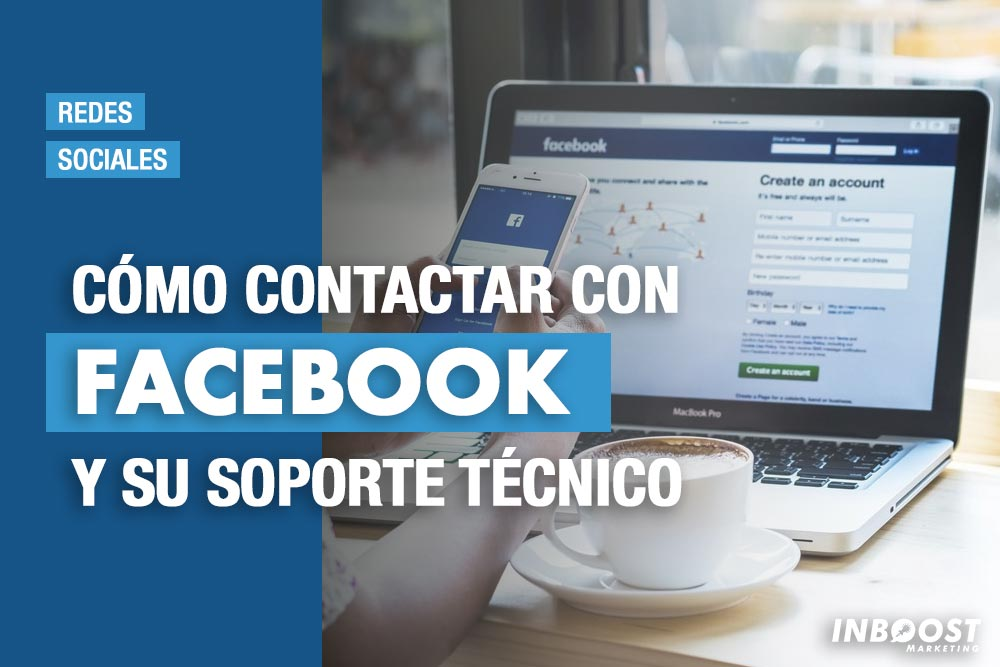 contactar con soporte tecnico de facebook