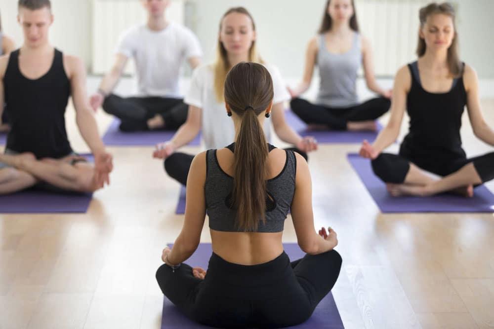 marketing digital para centros de yoga