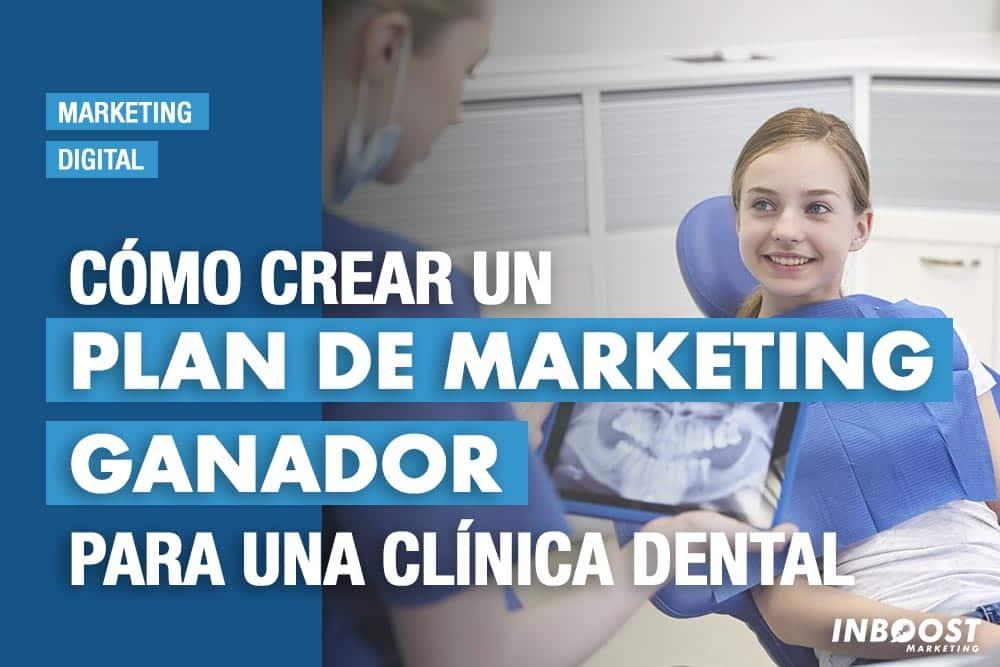 plan de marketing para una clinica dental